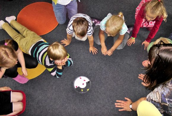 Арт терапия за деца